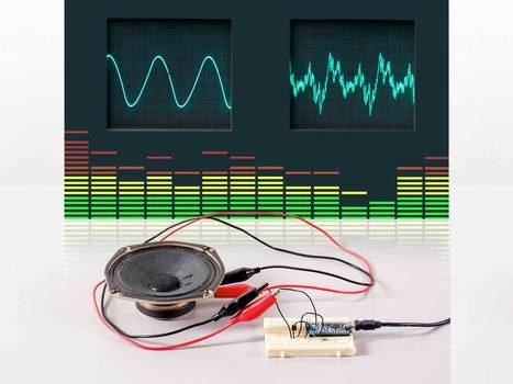 Skill Builder: Advanced Arduino Sound Synthesis   Invent To Learn: Making, Tinkering, and Engineering in the Classroom   Scoop.it
