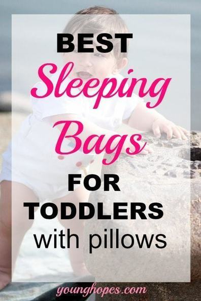 Best Sleeping Bags For Toddlers With Pillows • | All Occasion Gifts | Scoop.it