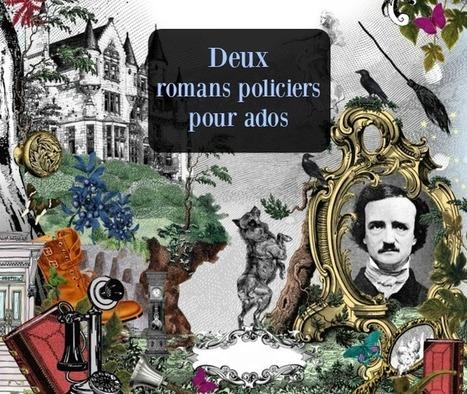 2 romans policiers pour ton ado : Intrigue + mystère | romans policiers québécois et canadiens | Scoop.it