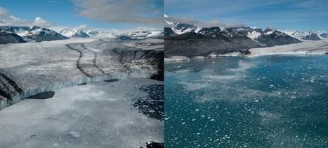 Visible Proof of a Warming Planet – PROOF | Hurtigruten Arctique Antarctique | Scoop.it