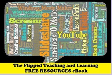 The All New Free Flipped Teaching and Learning Resources eBook (Available on FlippedClassroomWorkshop.com) | Edtech PK-12 | Scoop.it