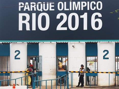 Olympic officials are worried about athletes' safety outside the Olympic Village in Rio | Emerging Viruses, Virus Discovery and Virus Characterization | Scoop.it