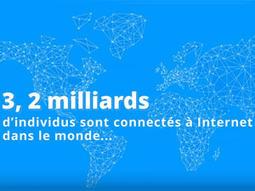 Les usages d'internet dans le monde : réseaux sociaux, mails, mobiles et objets connectés - Ariase.com | SI mon projet TIC | Scoop.it