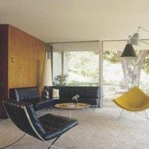Retro 50s Mid-Century Modern Period Interior Design and Home Decorating | Historic Interior Decorating for Period Homes | Scoop.it