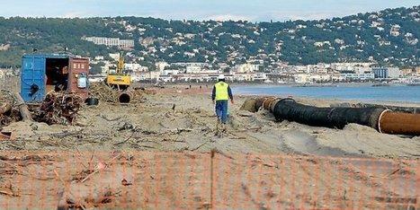 Plages de Sète : les dispositifs anti-érosion à l'épreuve de la tempête - Midi Libre | Géographie : les dernières nouvelles de la toile. | Scoop.it