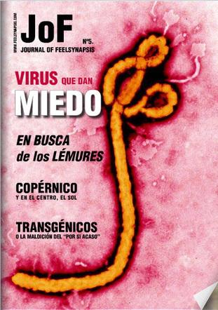 Revista Online de Ciencia. Journal of Feelsynapsis (JoF). Ciencia gratis en español | Recursos para el aula | Scoop.it