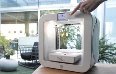 Quelle est la vision des entreprises sur l'impression 3D ? - Imprimer en 3D | 3D Printing -Addditive Mfg | Scoop.it
