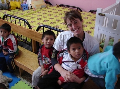 "Laura Volunteer in Xela, Guatemala | ""#Volunteer Abroad Information: Volunteering, Airlines, Countries, Pictures, Cultures"" 