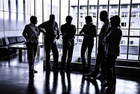 Not Just at Desks, Standing Is Now for Meetings, Too | Personal Best | Scoop.it