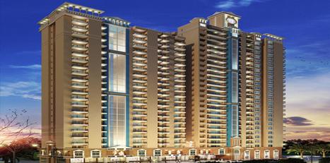 Ajnara Klock Tower Klock Tower Noida Sector 74 Noida   Property Lovers India   Scoop.it
