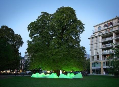 Musical tree | Art Installations, Sculpture, Contemporary Art | Scoop.it