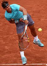 Nadal To Face Thiem; Bagnis Battles To Marathon Win   Roland Garros   Scoop.it