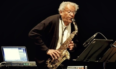Anthony Braxton Diamond Courtain Wall Quartet (La Casa Encendida, Madrid, 24-1-2015) | JAZZ I FOTOGRAFIA | Scoop.it