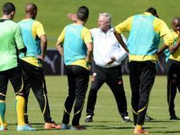 Puma drop Bafana over fixing scandal - Bafana | IOL.co.za | Mainstream Sports | Scoop.it
