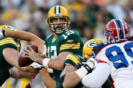 Is Working Memory The Secret Weapon Of Aaron Rodgers? | Axon Potential | Learning, Brain & Cognitive Fitness | Scoop.it