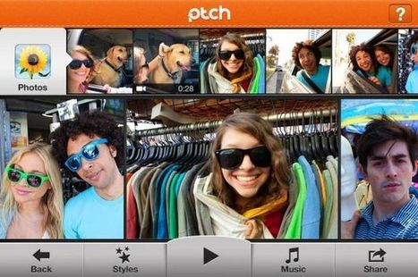 Visual storytelling app Ptch wants to give mobile content a beautiful home | Sinapsisele 3.0 | Scoop.it