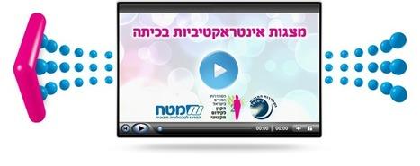 פרזנטציה בריבוע: מערך שיעור מתוקשב להוראה בכיתה | Jewish Education Around the World | Scoop.it