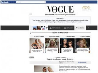 Fashion Week : La démocratisation de la mode à l'ère du Web 2.0 | La France aussi, elle évolue | Scoop.it