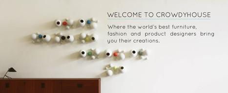 Stimulating unique design, furniture and fashion through crowdfunding | Crowdsourcing & Crowdfunding | Scoop.it