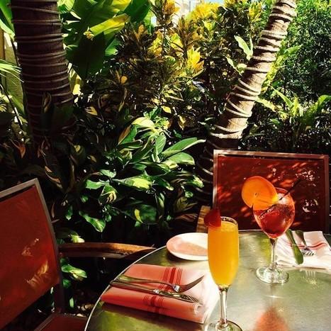 Ten Best Brunches in Miami Beach | Food And Cook | Scoop.it