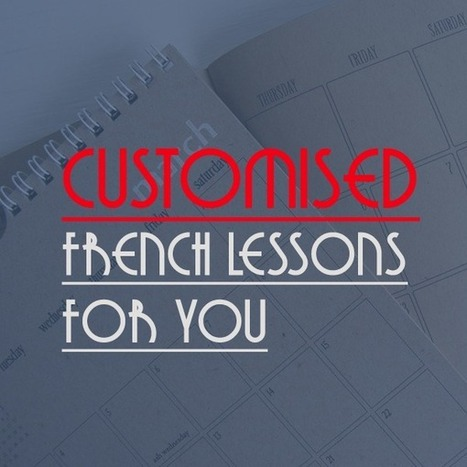 Announcement: Launch of our french class program - Talk in French | french | Scoop.it