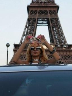 Rihanna s'éclate à Paris ! | Journaliste - Paris | Scoop.it