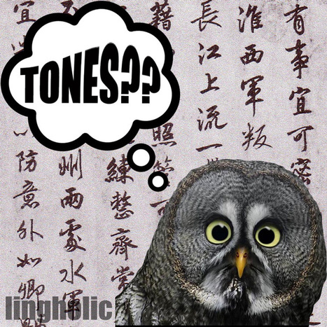 How to Learn Tones in a Foreign Language | lingholic | flresources | Scoop.it