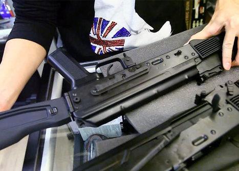 GHK AK105 & AK74MN GBB Comparison   Popular Airsoft   Techtrends   Scoop.it