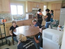2012 August Newsletter - MCoC - News Articles | Homeless Shelter Makeovers | Scoop.it