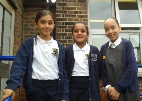 Gants Hill pupils reach final of national competition with app design   Accessible Travel   Scoop.it