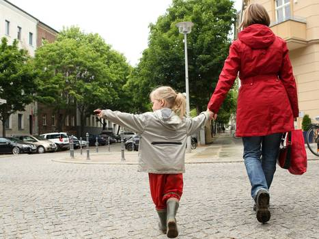 Wave goodbye to another parenting myth: Children whose mothers go out to work do not suffer academically | Children In Law | Scoop.it