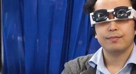 Alucinante: el japonés que ideó unas gafas para ocultar lo que sientes. | Salud Visual 2.0 | Scoop.it