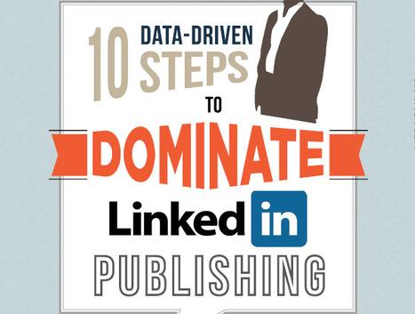 10 Data-Driven Steps To Dominate LinkedIn Publishing | LinkedIn Marketing Strategy | Scoop.it