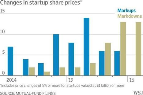 Mutual Funds Sour on Startup Investments | Startups Tips and News | Scoop.it
