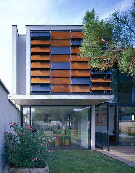 """PLASTOLUX """"keep it modern"""" » Seven House by Pierre Minassian 