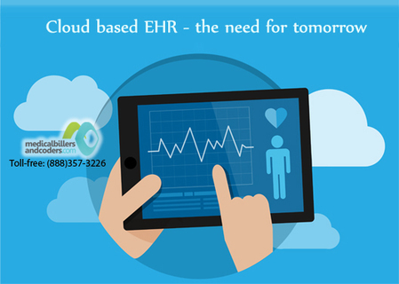 Advantages of a Cloud-Based EHR for Large Practices | Medical Billing and Coding Software | Scoop.it