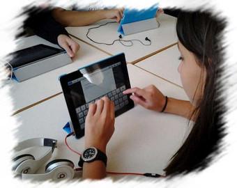 Tablettes numériques - Délégation académique au numérique éducatif - Académie de Strasbourg | Tablettes numériques | Scoop.it