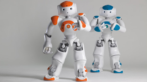 Science: Can humans get on with robots? - FT.com | Robotics by Aldebaran | Scoop.it