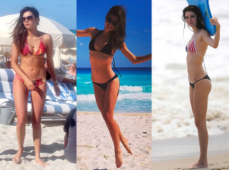 Summer's Best Bikini Body Round 3: Miranda Kerr Faces Off Against Kendall Jenner - Sexy Balla | Daily News About Sexy Balla | Scoop.it