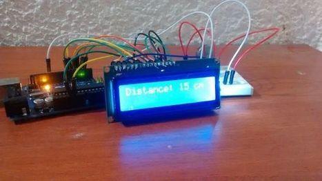 Wireless Distance Transmitter With L.C.D Receiver Using Arduino   Arduino, Netduino, Rasperry Pi!   Scoop.it