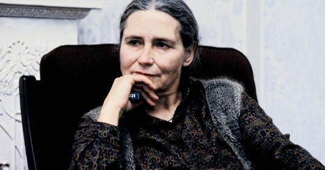 On Doris Lessing and Not Saying Thank You | Speeches | Scoop.it