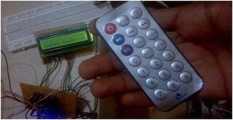 IR Remote Controlled Home Appliances using Arduino - | Arduino, Netduino, Rasperry Pi! | Scoop.it