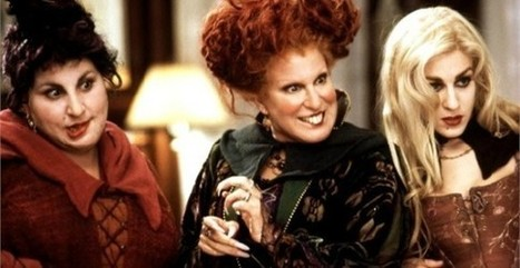 'Hocus Pocus 2′: Tina Fey NOT Attached as Producer [Updated] | See You At The Movies | Scoop.it