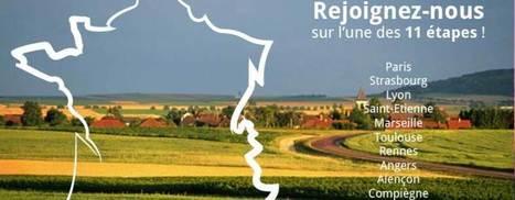 Tour de France du Télétravail | Teletravail et coworking | Scoop.it