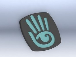Second Life Coaster by azuro - Thingiverse | Big and Open Data, FabLab, Internet of things | Scoop.it