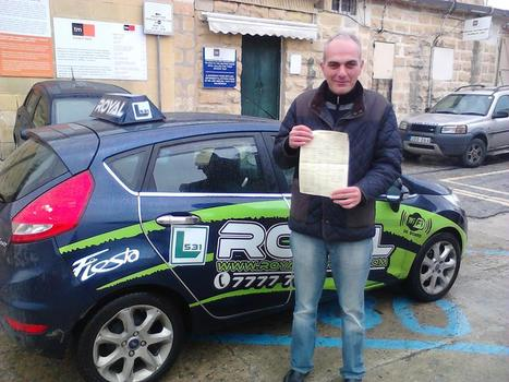 1st Time Pass with Royal Motoring School | Royal Motoring School | Scoop.it