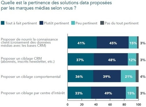 [Etude] Quelle stratégie Data pour les décideurs français ? | Comarketing-News | Data-Management | Scoop.it