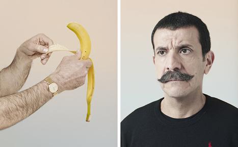 Head Shots of Hand Models | HUH. | Creative Feeds | Scoop.it