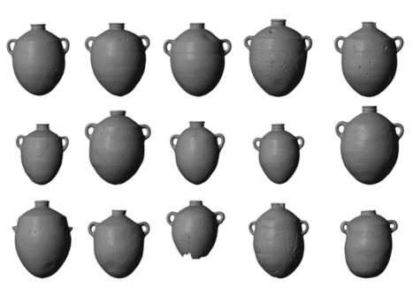 Made in Israel: 3D scans confirm Israelite origins of the ancient 'Hippo' jar | Israel News | Scoop.it
