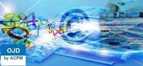 ACPM-OJD : la presse numérique et ses versions pdf prennent leur essor | La Lorgnette | Scoop.it